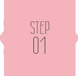ステップ01